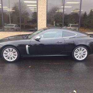2007 Used Jaguar XK Gloss Black Dayton