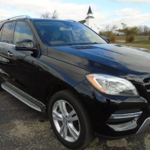 2014 Used Mercedes Benz ML350 Dayton