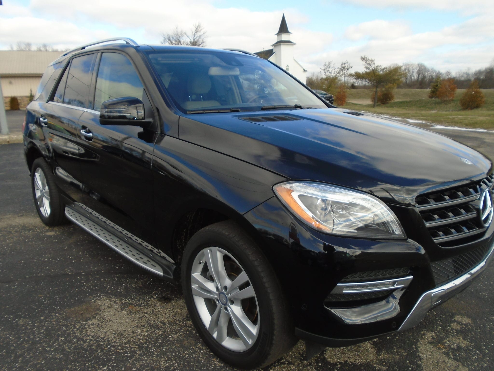 2014 Used Mercedes Benz ML350 Dayton