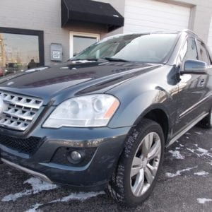 2011 Used Mercedes Benz ML350 Grey Dayton